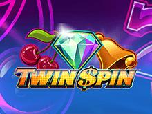 Аппарат Twin Spin в онлайн казино